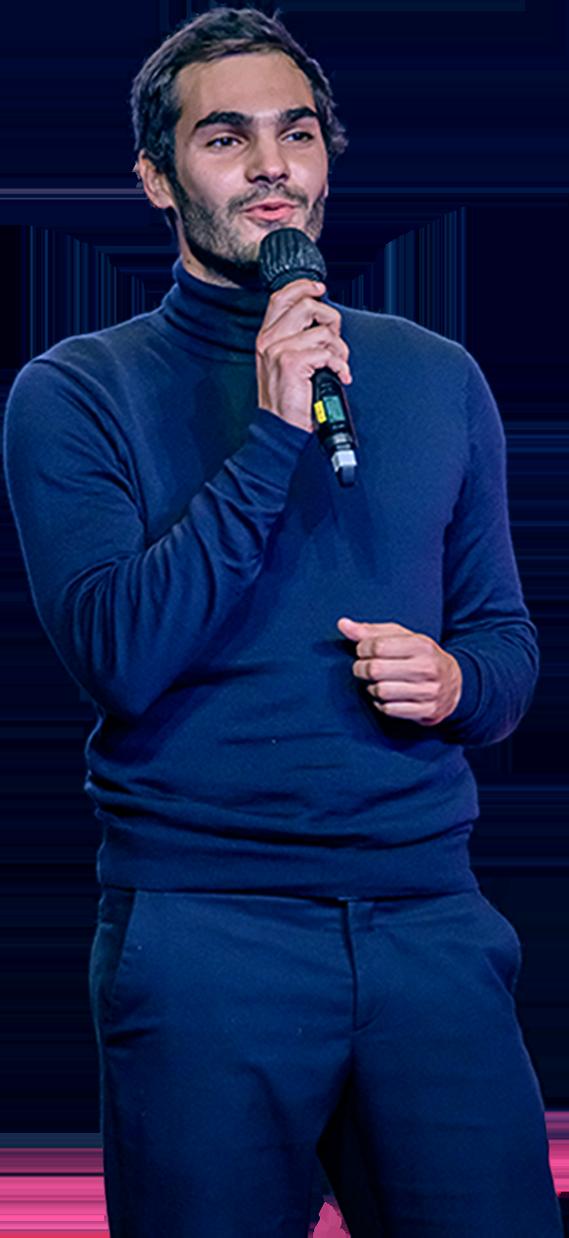 Marc Prempain CEO of ViiBE
